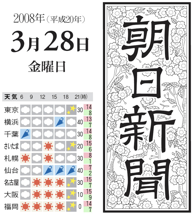 Geotypografika » Blog Archive » I heart the Asahi Shimbun.